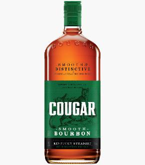 Cougar Bourbon Whiskey