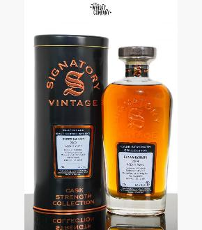 Signatory Vintage 2009 Bunnahabhain 11 Year Old Single Cask #900074 Single Malt Scotch Whisky