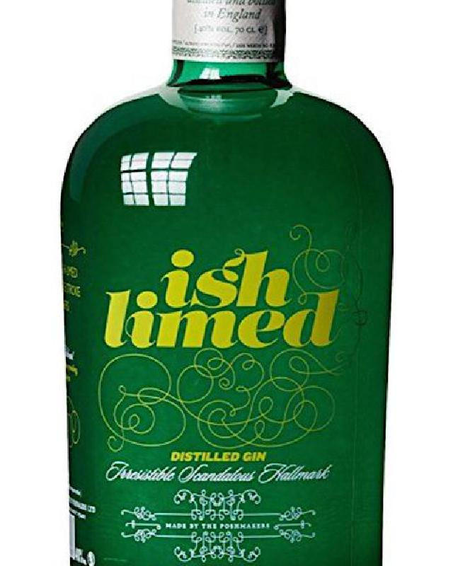 Ish Limed Distilled Gin