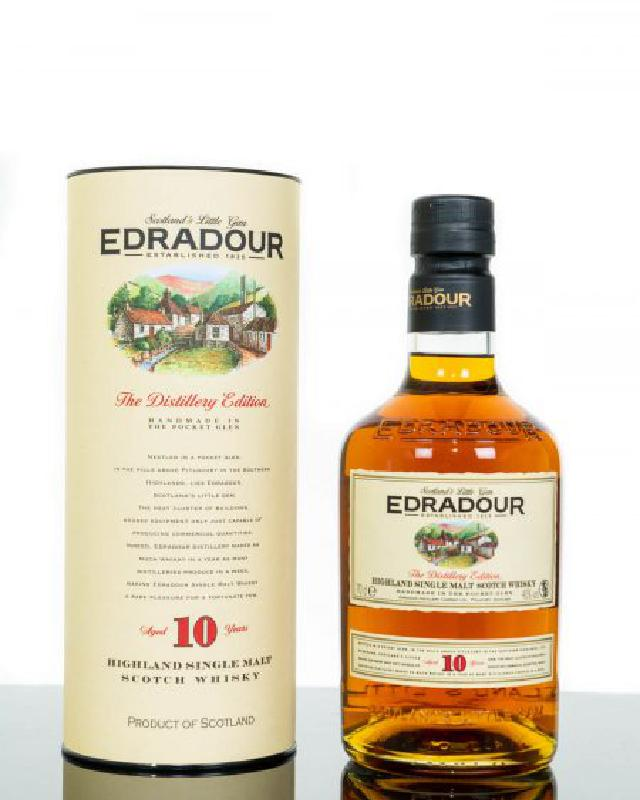 Edradour The Distillery Edition 10