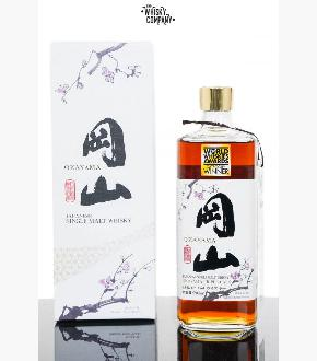 Okayama Triple Cask (200ml) Japanese Blended Malt Whisky