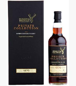 Gordon & MacPhail 1970 Linkwood 40 Year Old Single Cask Single Malt Scotch Whisky
