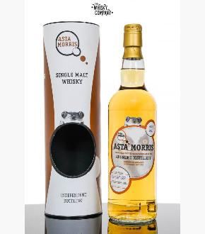 Asta Morris 2008 Ardmore Single Cask #AM093 8 Year Old Single Malt Scotch Whisky