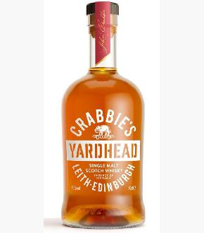 Crabbie's Yardhead Single Malt Scotch Whisky