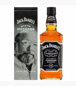 Jack Daniel's Master Distiller Series No. 5 Bourbon Whiskey
