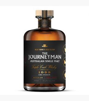 Old Young's 1999 The Journeyman Sullivan's Cove 18 Year Old Single Cask #HH0066 Cask Strength Australian Single Malt Whisky (500ml)