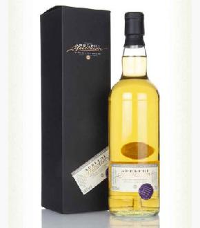 Adelphi 2004 Laphroaig 14 Year Old Single Cask Single Malt Scotch Whisky