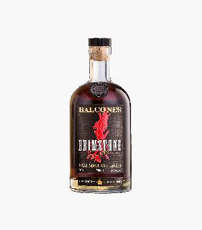 Balcones Brimstone Texas Scrub Oak Smoked