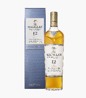 The Macallan 12 Triple Cask