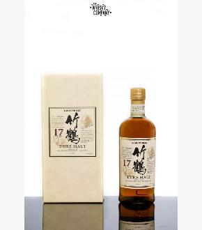 Nikka Taketsuru Pure Malt 17