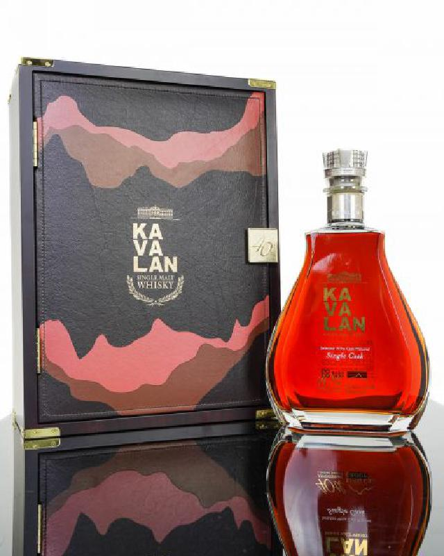 Kavalan 40th Anniversary Limited Edition (1500ml)