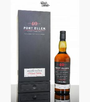 Port Ellen 40 Year Old 9 Rogue Casks Single Malt Scotch Whisky