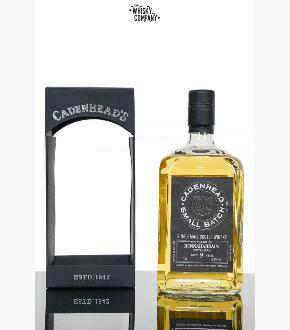 Cadenhead's 2009 Bunnahabhain 9 Year Old Single Malt Scotch Whisky