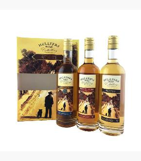 Hellyers Road Gift Pack (3 x 250ml)