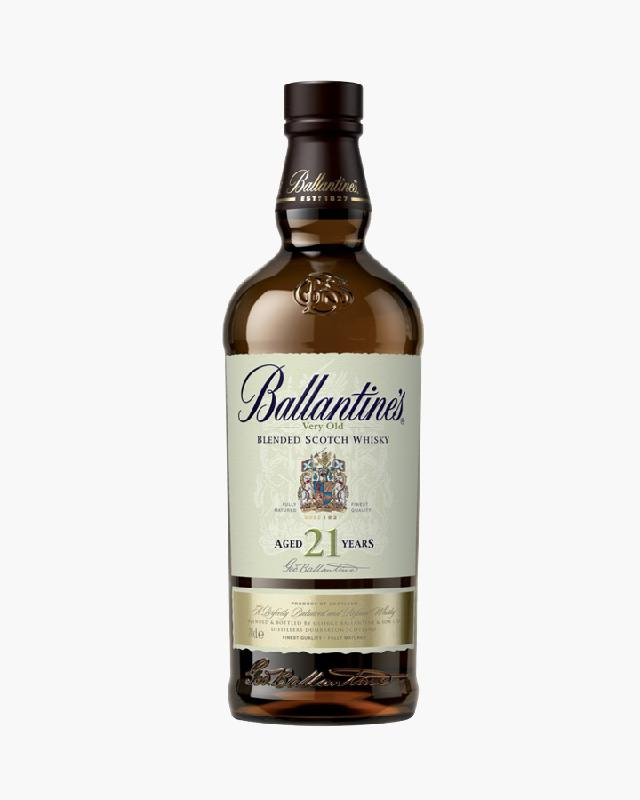 Ballantine's 21 Year Old Blended Scotch Whisky