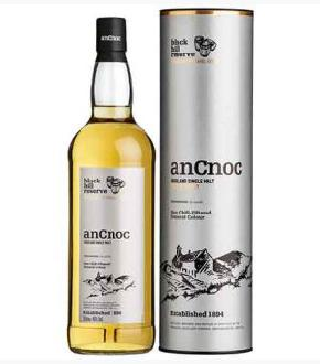 AnCnoc Black Hill Reserve (1000ml)