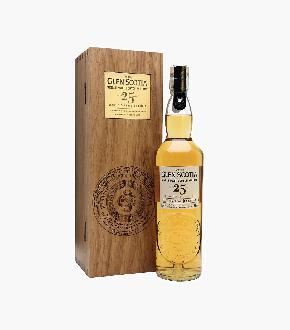 Glen Scotia 25 Year Old Single Malt Scotch Whisky