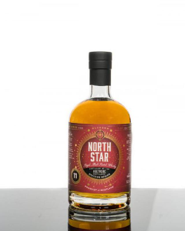 North Star 2006 Aultmore 11 Year Old Single Malt Scotch Whisky