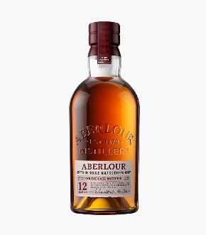 Aberlour 12 Year Old Double Cask Single Malt Scotch Whisky