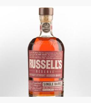 Wild Turkey Russell's Reserve Single Barrel Bourbon Whiskey