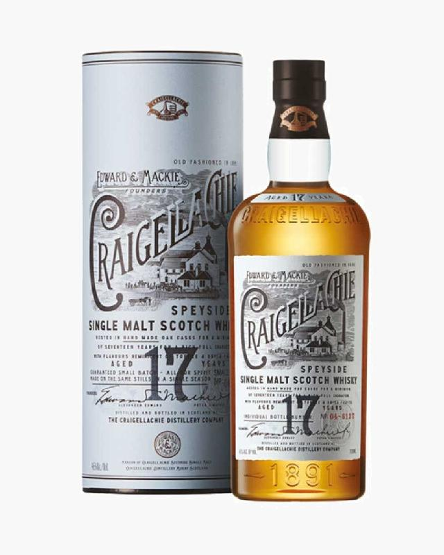 Craigellachie 17 Year Old Single Malt Scotch Whisky