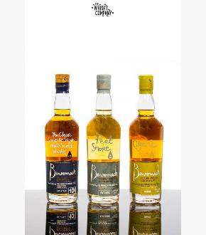 Benromach Trio Gift Pack (3 x 200ml)