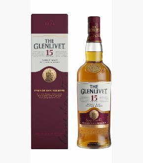 Glenlivet 15 French Oak Reserve