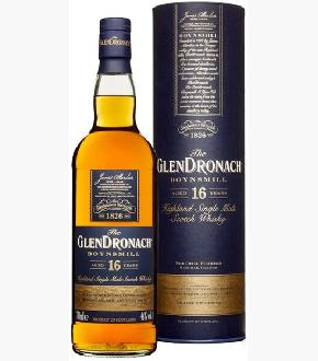 GlenDronach 16 Year Old Boynsmill Single Malt Scotch Whisky