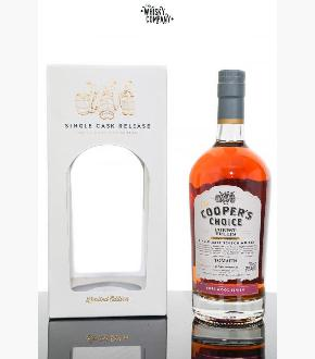 Cooper's Choice Tomatin Forest Fruits Single Cask #9414 Single Malt Scotch Whisky