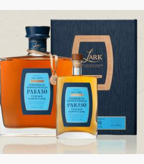 Lark Rare Cask PARA50 Australian Single Malt Whisky (700ml + 100ml)
