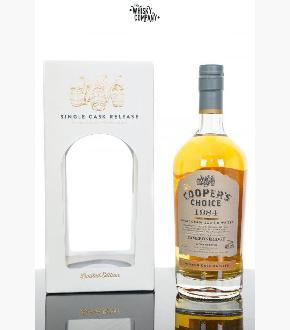 Cooper's Choice 1984 Cameronbridge 35 Year Old Single Cask Single Grain Scotch Whisky