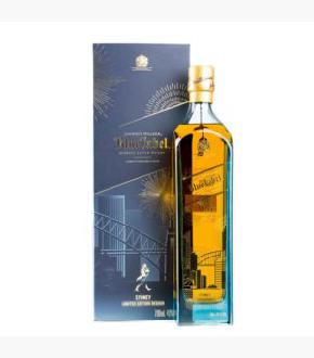 Johnnie Walker Blue Label Sydney Edition