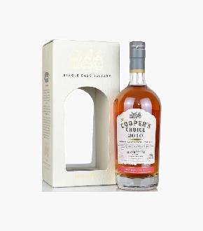 Cooper's Choice 2010 Glenrothes 9 Year Old Single Cask Single Malt Scotch Whisky