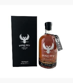 Iniquity Batch 014 Australian Single Malt Whisky