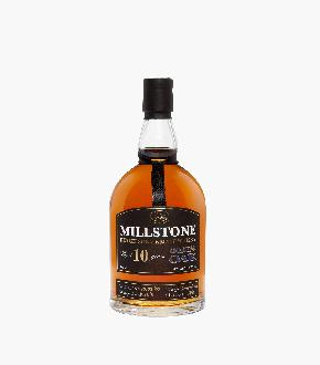 Millstone 10 Year Old American Oak Dutch Single Malt Whisky