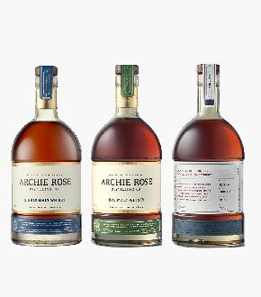 Archie Rose First Editions Whisky Set (3 x 700ml)