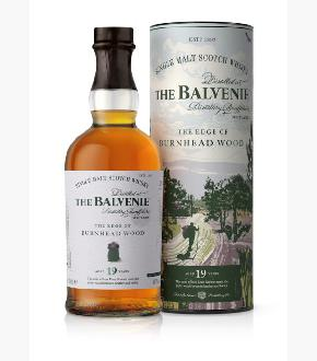 Balvenie 19 Year Old The Edge Of Burnhead Wood Single Malt Scotch Whisky