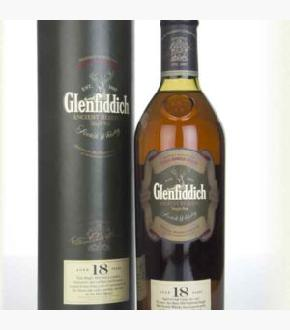 Glenfiddich 18 Year Old Ancient Reserve Single Malt Scotch Whisky