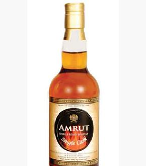 Amrut Single Cask Port Pipe Finish