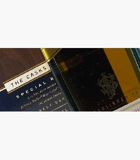Johnnie Walker Blue Label The Cask Series Special Release (1000ml)