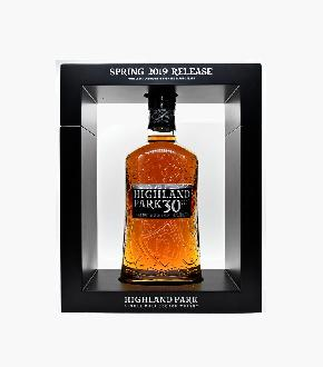 Highland Park 30 Year Old Spring 2019 Release Single Malt Scotch Whisky