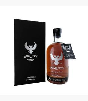 Iniquity Batch 015 Australian Single Malt Whisky