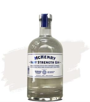 McHenry Navy Strength Gin