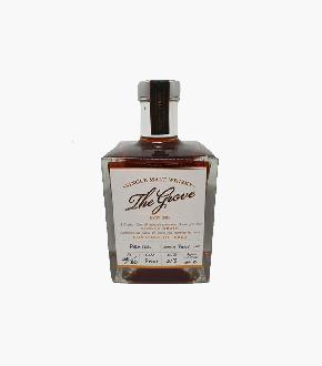 The Grove Release 1 Single Cask #PW01 (500ml)