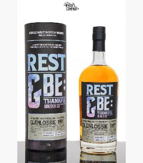 Rest & Be Thankful 1997 Glenlossie 18
