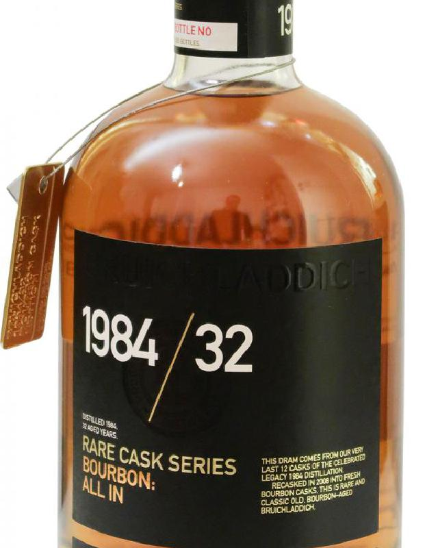 Bruichladdich 1984 All In 32