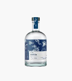 The Canna Co. High Sea Navy Strength Hemp Gin