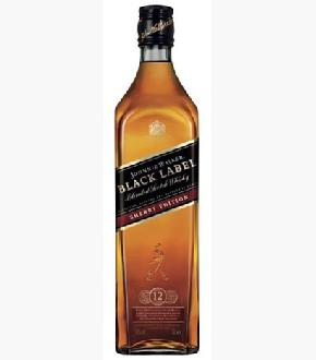 Johnnie Walker Black Label 12 Year Old Sherry Edition Blended Scotch Whisky