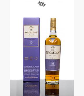 The Macallan 18 Year Old Fine Oak Single Malt Scotch Whisky