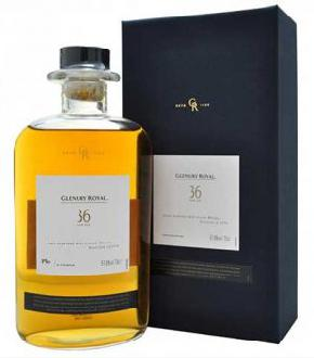 Glenury Royal 36 Year Old Cask Strength Single Malt Scotch Whisky